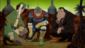 Paranoia Agent or Dragon Worrier?