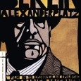 """So here we are. The first episode of Berlin Alexanderplatz,Rainer Werner Fassbinder's 15-hour miniseries on """"depravity and insanity"""" in the Weimar Republic. For this episode guide, I will don a […]"""