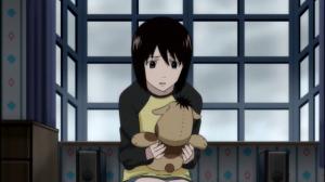 Masaki asks her adviser where she went wrong.