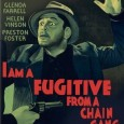 Based on an autobiography, this Pre-Code gem is unique because it wears its social conscience on its sleeve (it depicts the Georgia prison system as it was in those years), and it's […]