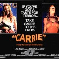 Carrie is a funny and frightening film. Brian De Palma, the director, turns Stephen King's novel, itself a female-dominated Rage (King, 1974), into a semi-satiric teen opera without any of […]